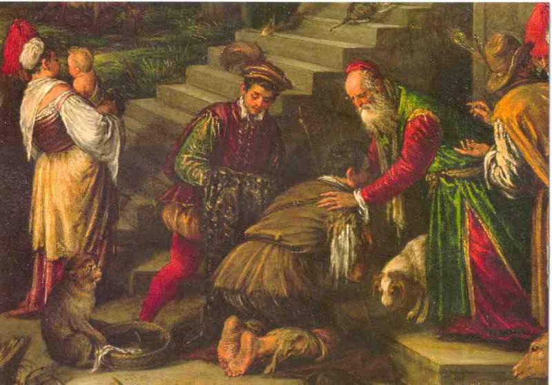 prodigal-son. Jacopo Bassano