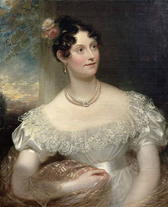 Agnes Beresford. Sir Henry William Beechey