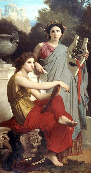 Art and Literature. Adolphe William Bouguereau