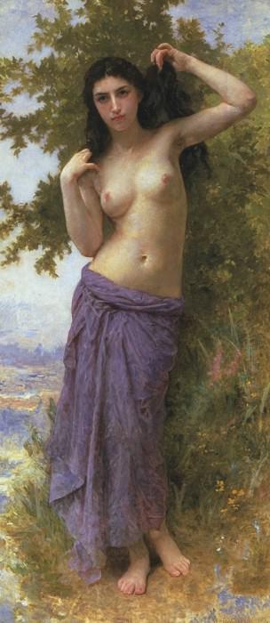 Beaute Romane. Adolphe William Bouguereau