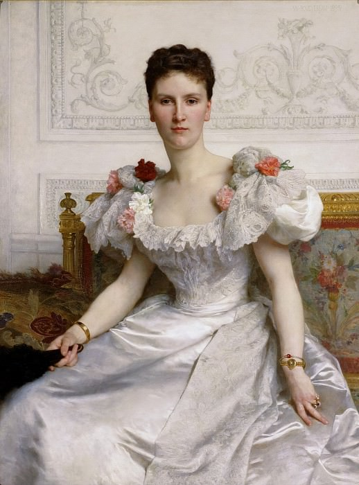 Comtesse de Cambaceres. Adolphe William Bouguereau
