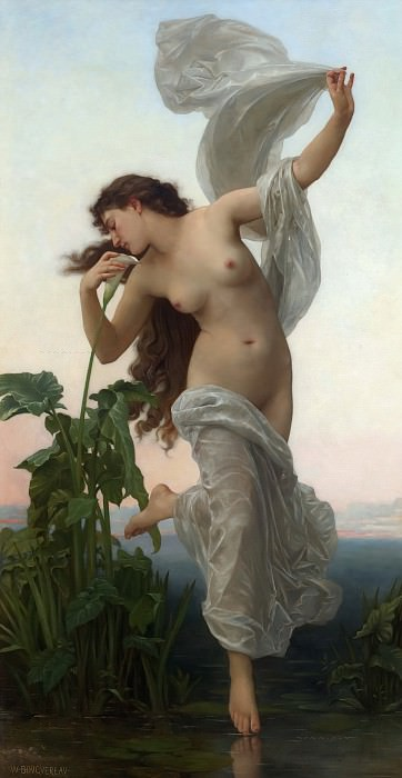 Aurore. Adolphe William Bouguereau