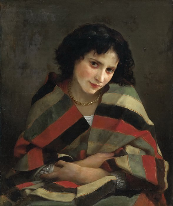 Сhilly. Adolphe William Bouguereau