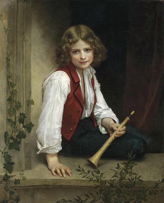Pifferaro. Adolphe William Bouguereau