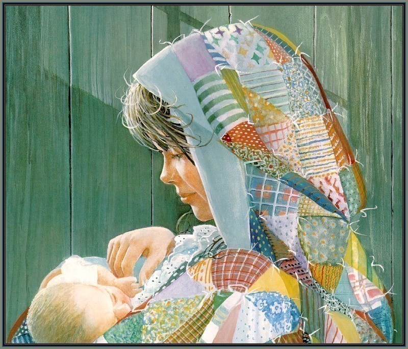 Mother Love. Carolyn Blish