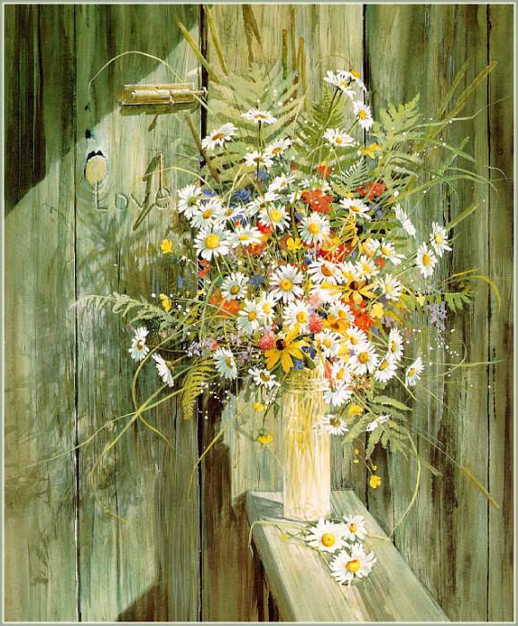Love Flowers. Carolyn Blish