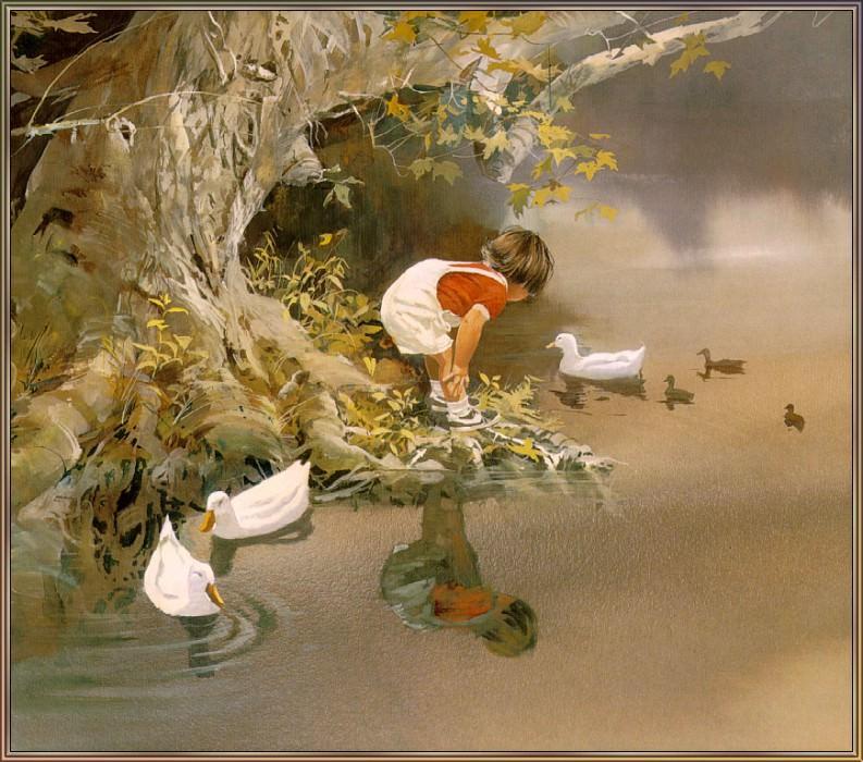 Reflection. Carolyn Blish
