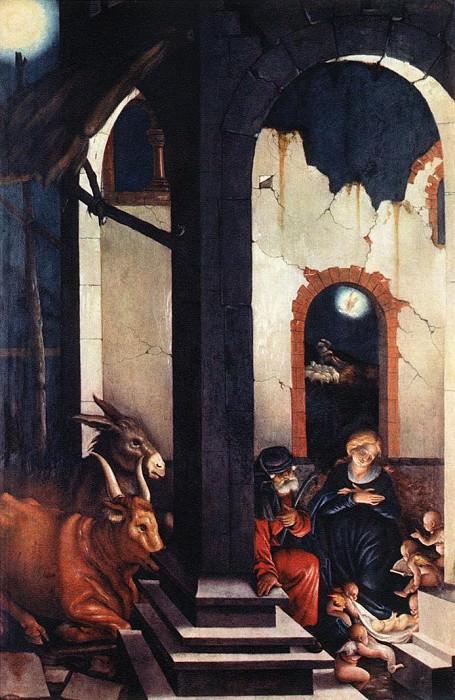 Nativity. Hans Baldung Grien