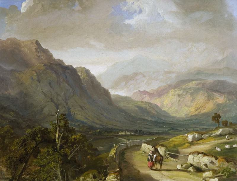 Borrowdale. Samuel Bough