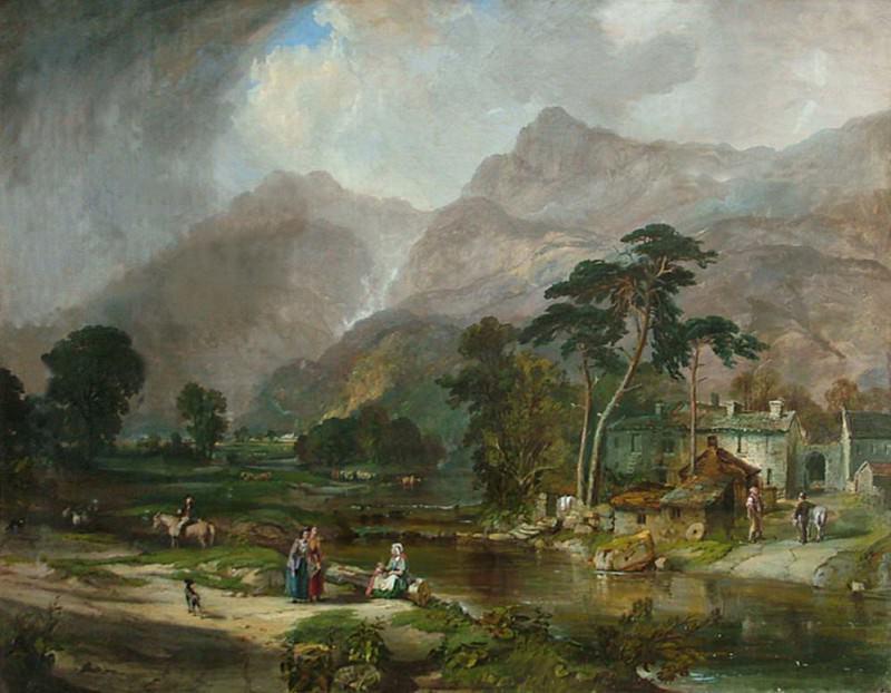 Borrowdale. Samuel Bough