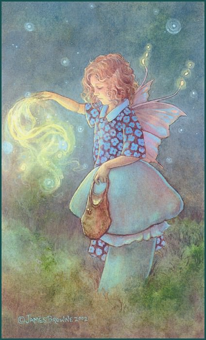 Fairy Dust. James Browne