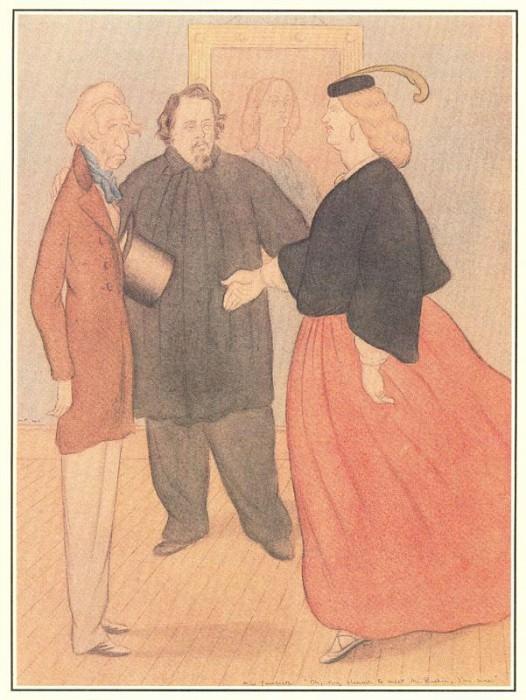 #18588. Max Beerbohm