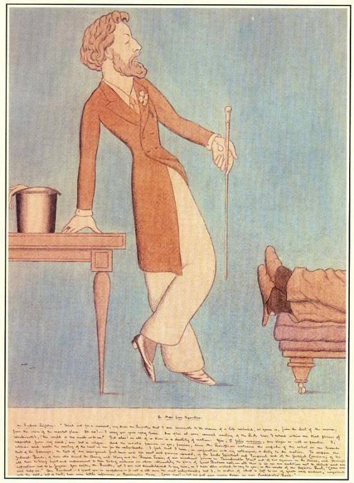 #18583. Max Beerbohm