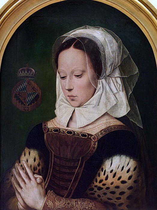 Woman at Prayers. Ambrosius Benson