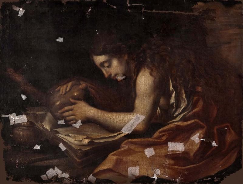 The Penitent Magdalen. Carlo Cignani