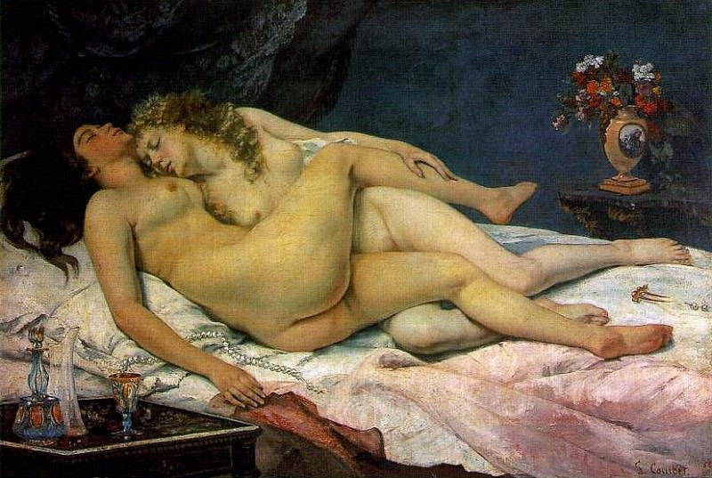 Ozzie. Gustave Courbet
