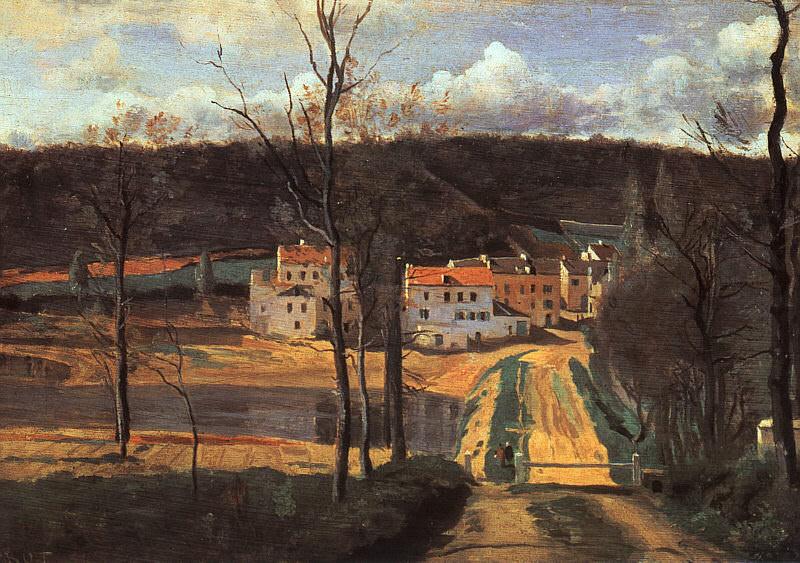 #43518. Jean-Baptiste-Camille Corot