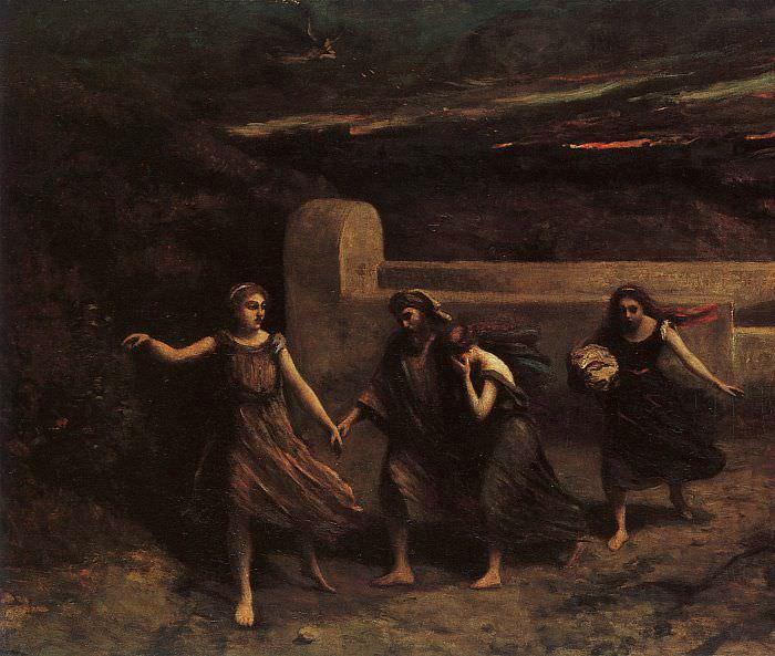 #43520. Jean-Baptiste-Camille Corot
