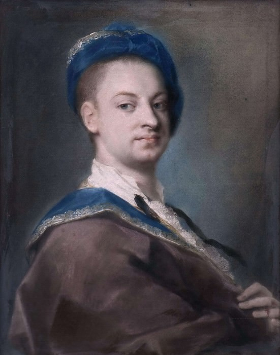 Count Nils Bielke. Rosalba Carriera