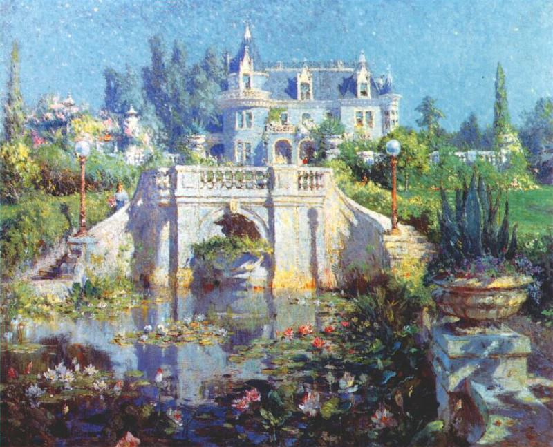 kimberly crest. Colin Campbell Cooper Jr.
