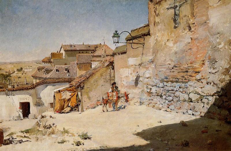 Солнечная Испания. Уильям Меррит Чейз