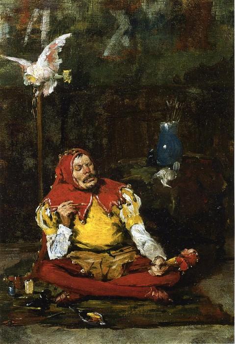 Королевский шут. Уильям Меррит Чейз