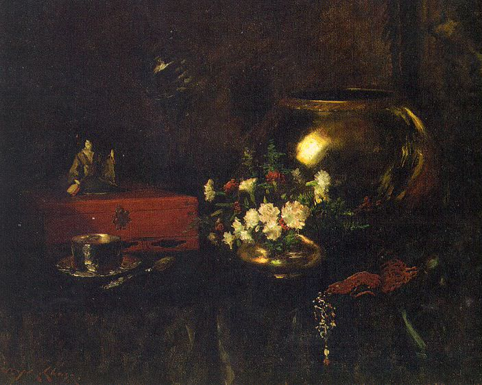 #05343. William Merritt Chase