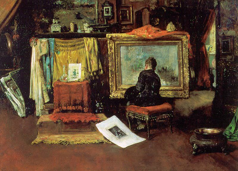 #05340. William Merritt Chase