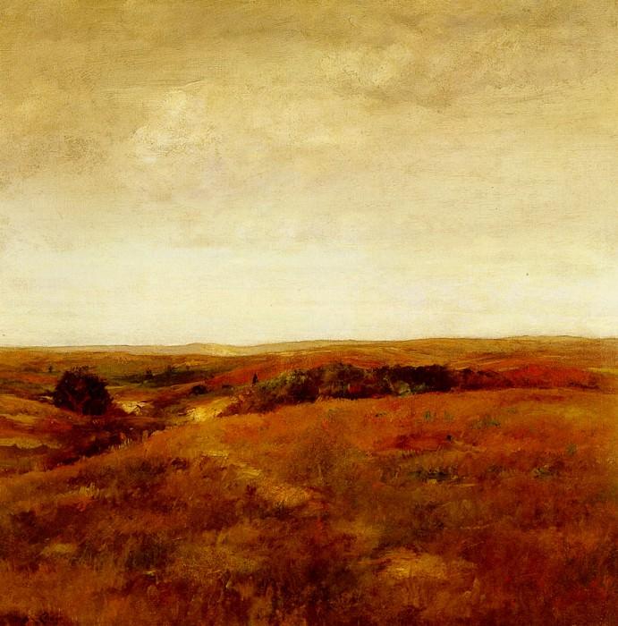 October. William Merritt Chase