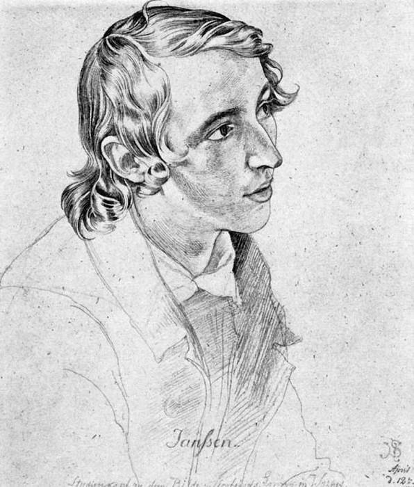 #23339. Julius Schnorr von Carolsfeld