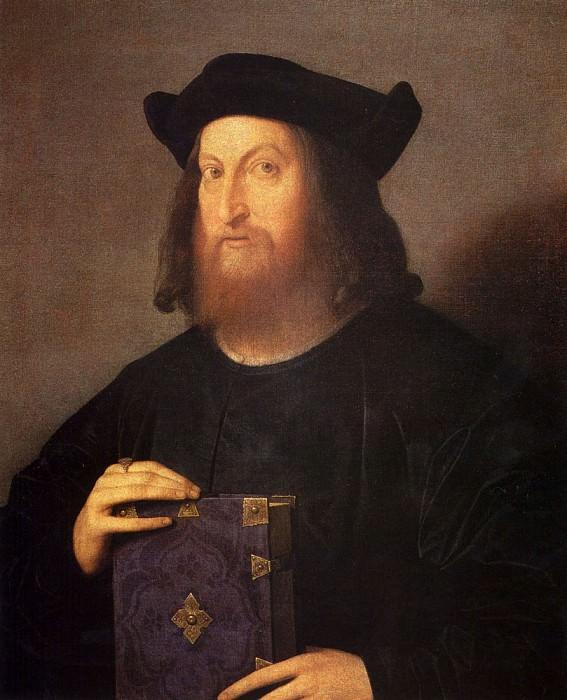 Portrait Of Gian Giorgio Trissino. Vincenzo Di Biagio Catena