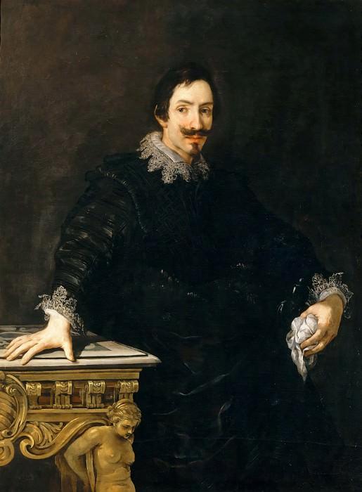 Portrait of Marcello Sacchetti. Pietro da Cortona