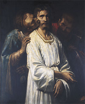 Поцелуй Иуды. Тома Кутюр