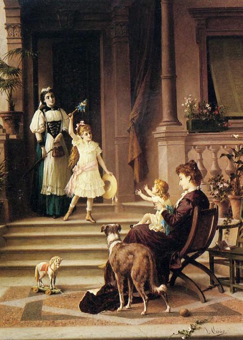 Sisters Homecoming. Luigi Crosio