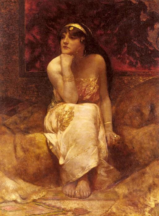 Herodiade. Jean Joseph Benjamin-Constant
