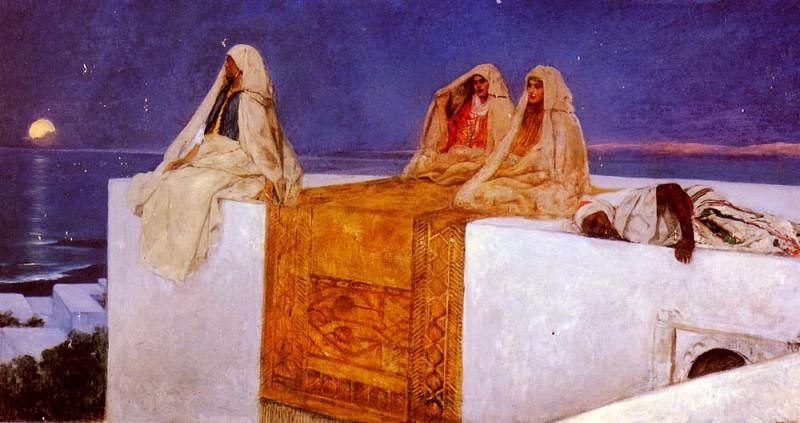 Arabian Nights. Jean Joseph Benjamin-Constant