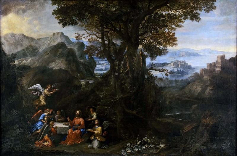 Heroic Landscape. Annibale Carracci (School)