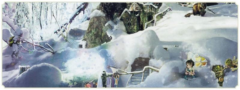 Зима. Том Кросс