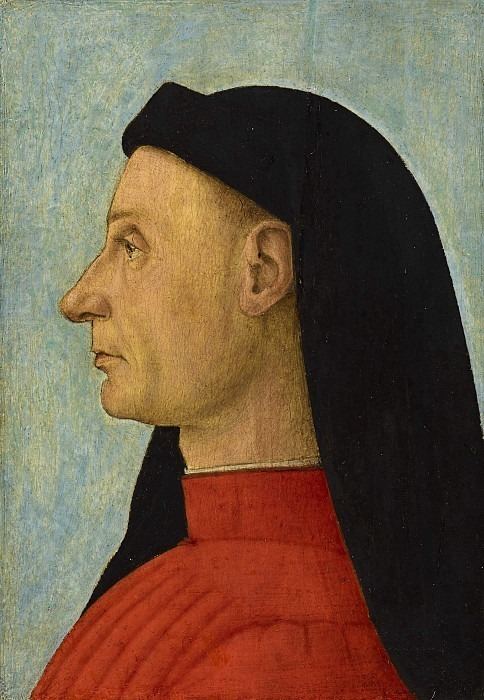 Портрет джентельмена. Витторе Карпаччо