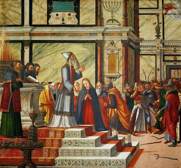 Бракосочетание Девы Марии. Витторе Карпаччо