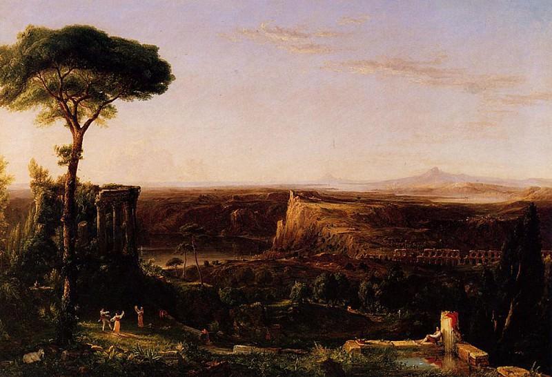 Итальянская композиция. Томас Коул