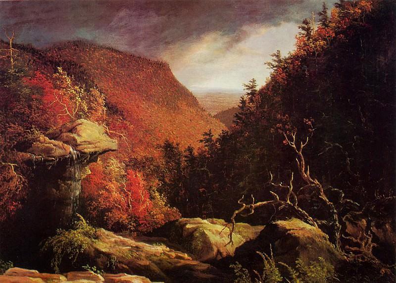 The Clove Catskills 1827. Thomas Cole
