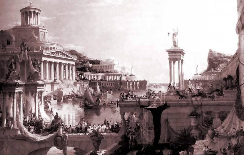 Завершение создания империи, 1836. Томас Коул