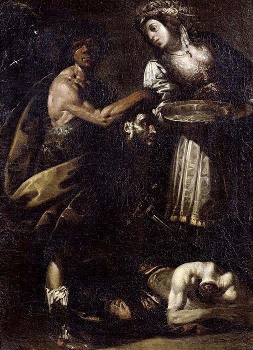 Усекновение главы Иоанна Крестителя. Черано (Джован Баттиста Креспи) (Круг)