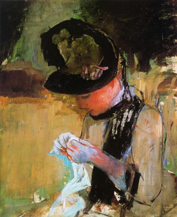 #19288. Mary Cassatt
