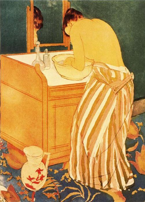 19266. Mary Cassatt