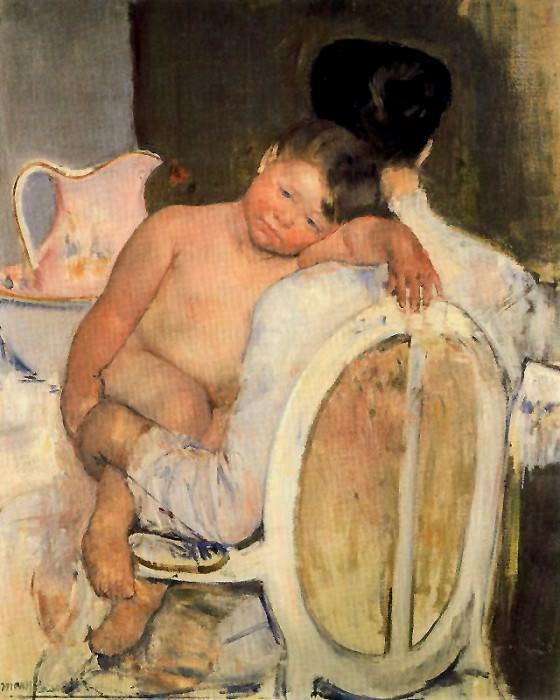 #19270. Mary Cassatt