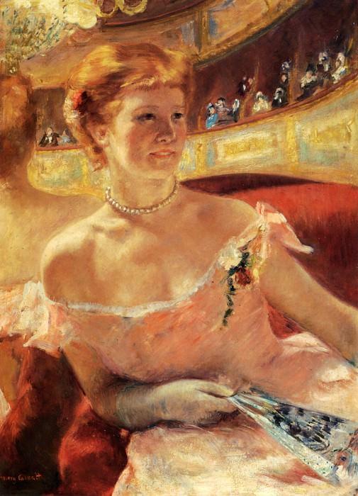 #19235. Mary Cassatt