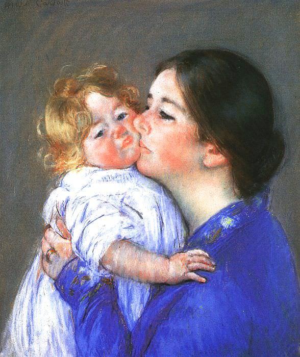 #19191. Мэри Кассат