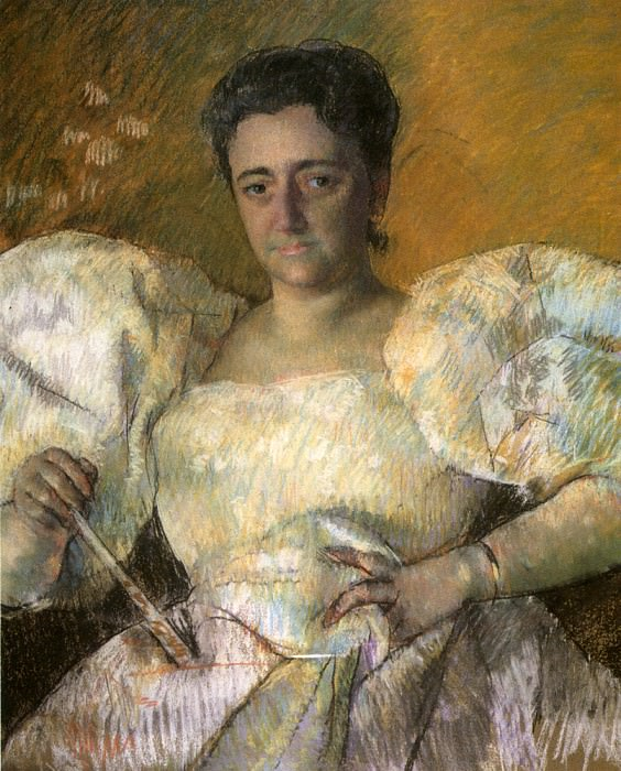 Louisine W Havemeyer. Mary Cassatt